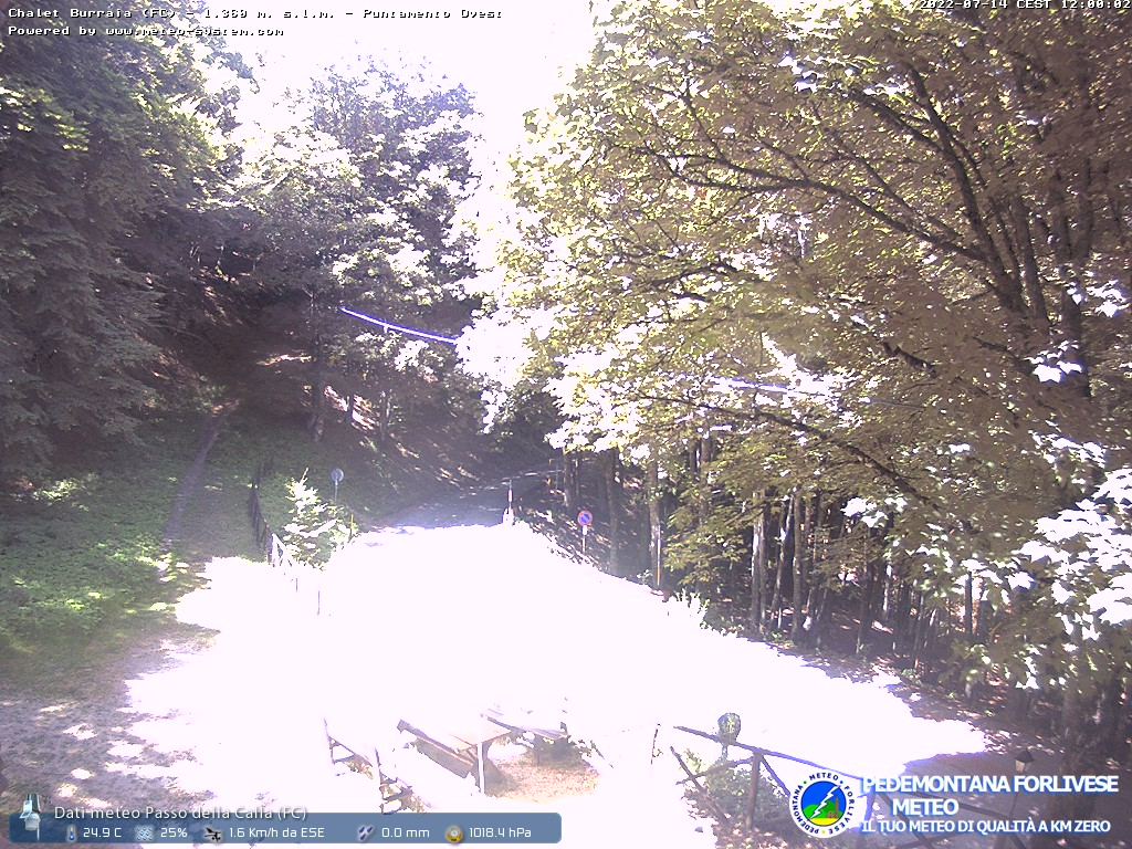 webcam burraia